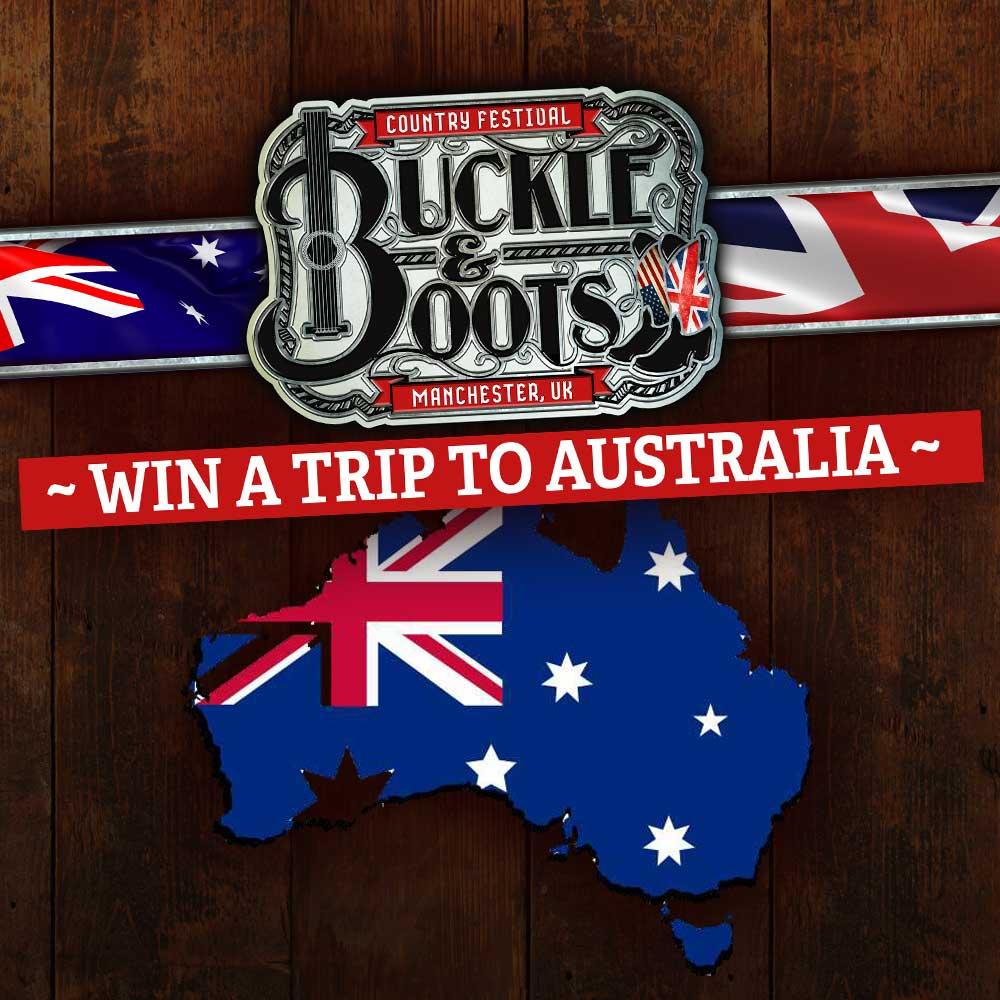 Win A Trip To Australia